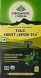 #4: Organic India Tulsi Sweet Lemon Tea, 25 Tea Bags