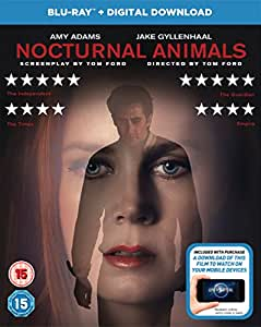 Nocturnal Animals (Blu-ray + Digital Download) [2016]