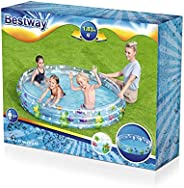 bestway deep dive ring pool 51005