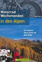 MotorradWochenenden in den Alpen