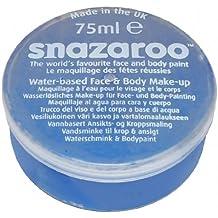 Snazaroo - Maquillaje al agua para cara y cuerpo (75 ml)- color royal blue