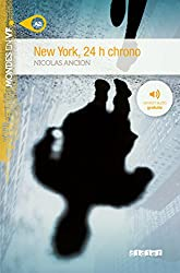 New York 24h chrono niv. A2 - Livre + mp3