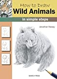 Learn how to draw a lion or a tiger. See how easy it is to draw an elephant. There is a great selection of wild animals in this book, including more big cats, zebra. a giraffe, a white rhino and a magnificent stag. Amazing results can be achieved in ...