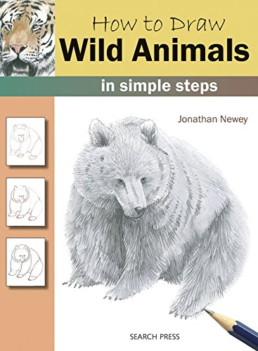 How to Draw Wild Animals: in simple steps -