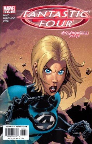 Fantastic Four #70/499