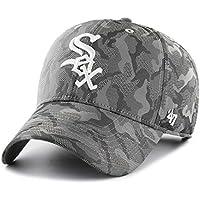 47 Brand Adjustable Cap DEFROST New York Yankees Noir
