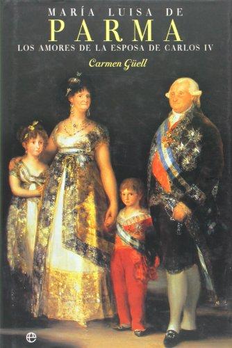 Maria Luisa de Parma Cover Image