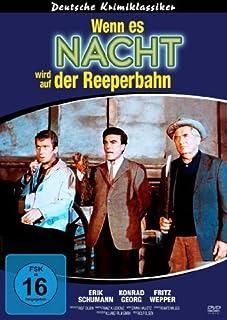 Wenn es Nacht wird auf der Reeperbahn - Deutsche Krimiklassiker