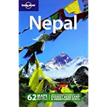 Nepal (Lonely Planet Country Guides) by Joe Bindloss (2009-09-01)