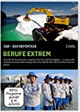 360° - GEO Reportage: Berufe extrem [3 DVDs]