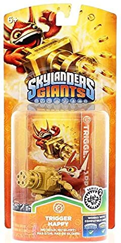 Skylanders Giants - Character Pack - Trigger Happy (Wii/PS3/Xbox 360/3DS/Wii