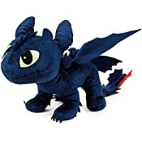 How To Train Your Dragon- Plush soft toy character Toothless 40cm/15,74""