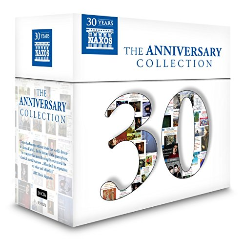 The Anniversary Collection: 30 For 30 [Various] [Naxos: 8503293] Test