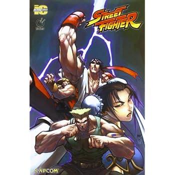 Round One: Fight! Street Fighter: 1