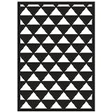 Rayher 38945000 Schablonen-Set 2, A5, selbstklebend, 2 Designs, SB-Btl