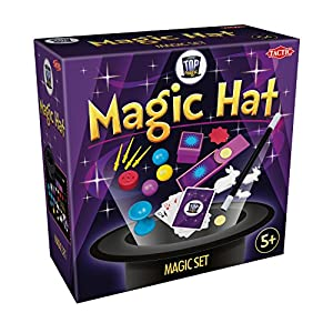 """truco magic: Tactic 53705""""Parte Superior Magic Hat Trucos Magic Kit"""