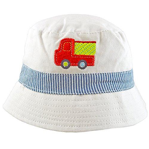 Baby Boys Sun Hat Summer Bucket 100% Cotton