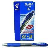 Pilot BL-G2-7 Penna a sfera, 12 pezzi, Blu