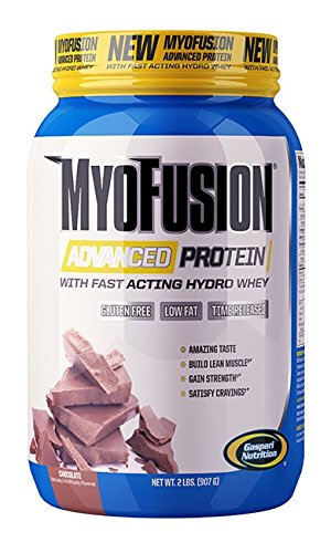Gaspari Nutrition - Myofusion Advanced 2Lb Chocolate - 51efeWQLa0L