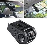 HD 1080P Dash Cam for Cars Dashboard Camera Stealth Vehicle Camera Recorder,170 Degree