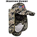 #8: Summer Special Casual Sports, Sun Hat With Full UV Protection,Fishing,Outdoor,Hiking,Hunting,Camping,Survival