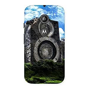 Gorgeous Speaker Of Rocks Back Case Cover for Moto E 2nd Gen