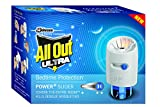 #9: All Out Adjustable Liquid Electric with Power Slider (45ml, Clear)