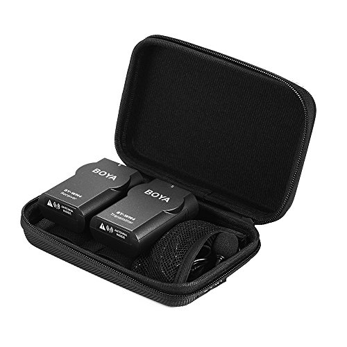 XCSOURCE® Omni-Directional 2.4GHz Wireless Lavalier Mikrofon für Canon Nikon DSLR DV Kamera Camcorder iPhone Smartphones LF791