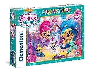 Clementoni - Puzzle 60 Piezas Shimmer & Shine (26969)