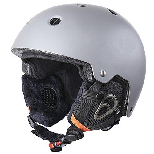 GTYW Profi Kinder Skifahren Helm Snowboard Helm Kinder,A-OneSize