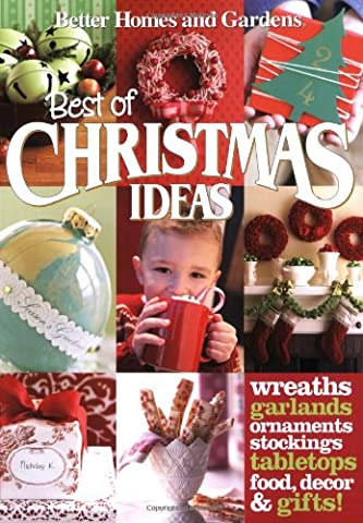 Best of Christmas Ideas (Better Homes and Gardens