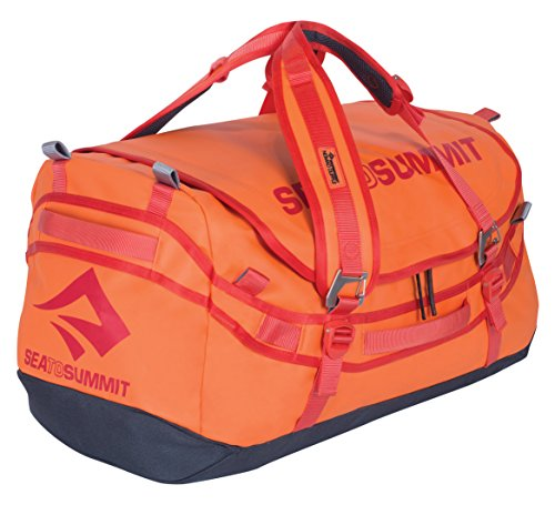 Sea to Summit Duffle Bag, Unisex, 616-22, Orange, 90 L US
