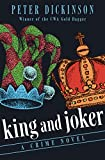 Front cover for the book King and Joker by Peter Dickinson