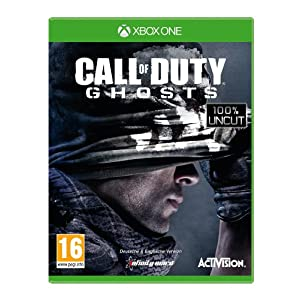 Call of Duty: Ghosts (AT-PEGI) für Xbox One