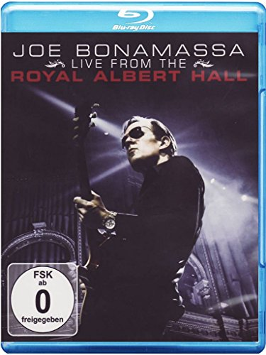 Joe Bonamassa – Live from the Royal Albert Hall [Blu-ray]