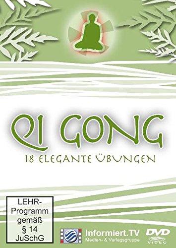 Qi Gong Teil 10 - 18 elegante Übungen