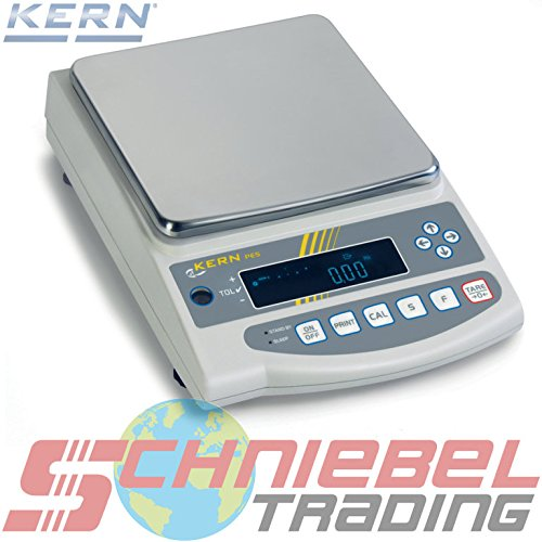 Balanza de precisión industrial y para laboratorio [Kern PEJ 4200-2M]