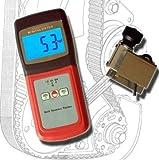 Riemenspannungsmessgerät Meter Tester KFZ Ladungssicherung Spanngurt Belt Tensiometer RS1