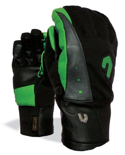 LEVEL Herren Handschuh Razor, Green, 9,5 - XL, 5033UG.12