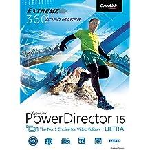 CyberLink PowerDirector 15 Ultra [Download]