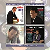 "2CD set. Remastered in 2017! Collects his 1962 and 1963 Columbia albums ""'Danny Boy' and Other Songs I Love To Sing"", ""Moon River and Other Great Movie Themes"", ""Warm and Willing"" and ""Days Of Wine And Roses""."