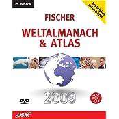 Fischer Weltalmanach & Atlas 2009 (DVD-ROM)