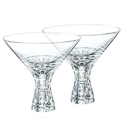 Nachtmann Bossa Nova Cocktail Glass Set, 340ml, Set of 2