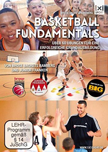 Basketball Fundamentals | Über 60 Übungen für eine erfolgreiche Grundausbildung | Von Brose Baskets Bamberg und Junior Franken [2 DVDs]