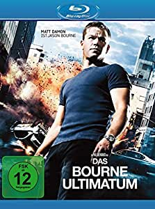 Das Bourne Ultimatum [Blu-ray]