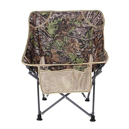 LDFN Tragbare Klappstuhl Outdoor Stuhl Schmetterling Stuhl Rückenlehne Angeln Stuhl Grill Strand Skizze Stuhl Mond Stuhl Faul Stuhl,OneColor-58*67*73cm/1.90*2.2*2.4ft