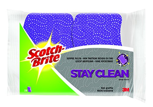 scotch-brite-stay-clean-spugna-abrasiva-2-pezzi