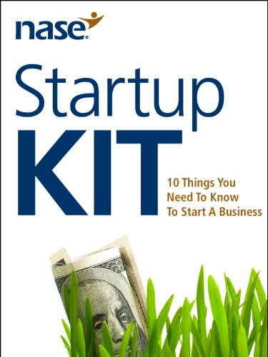 Nasen-kit (NASE Startup Kit: 10 Things You Need To Know To Start A Business (English Edition))