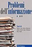 Problemi dell'informazione (2015)