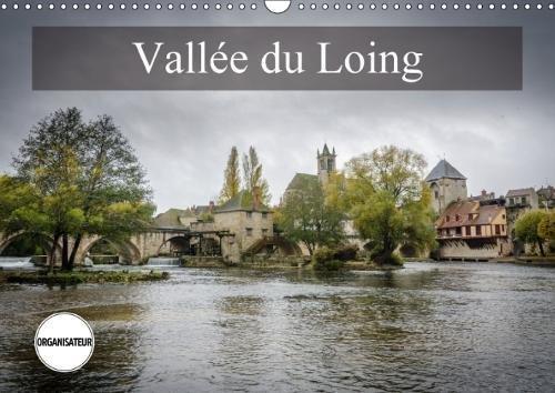 Vallee Du Loing 2018: Sur Les Traces Des Impressionistes par Alain Gaymard